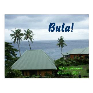Postal de Fiji
