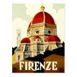 Postal de Firenze