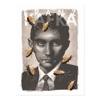 Postal de Franz Kafka