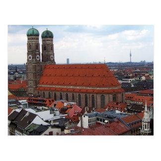 Postal de Frauenkirche