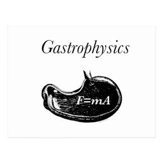 Postal de Gastrophysics
