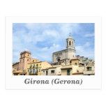 Postal de Girona (Gerona)