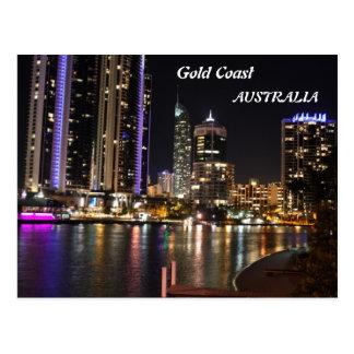 Postal de Gold Coast Australia