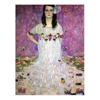 Postal de Gustavo Klimt Mada Primavesi