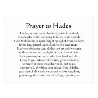 Postal de Hades