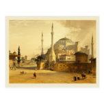 Postal de Hagia Sophia