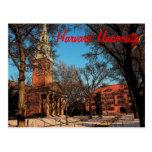 Postal de Harvard