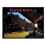 Postal de Haverhill