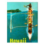 Postal de Hawaii