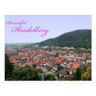 Postal de Heidelberg