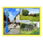 Postal de High Wycombe