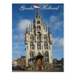 Postal de Holanda del Gouda