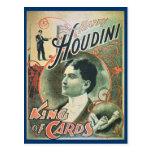 Postal de Houdini