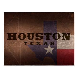 Postal de Houston
