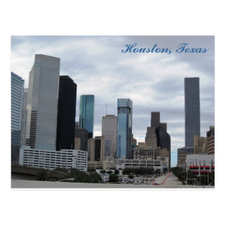 Postal de Houston, Tejas