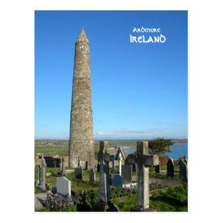 Postal de Irlanda del St Declan