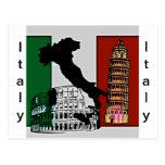 Postal de Italia