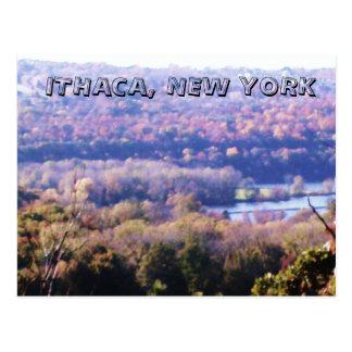 Postal de ITHACA, NUEVA YORK