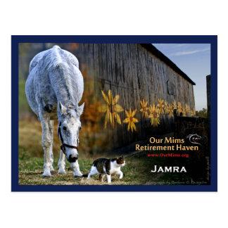 Postal de Jamra