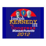 Postal de Joe KENNEDY