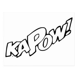 Postal de Kapow