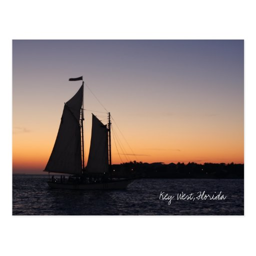 Postal de Key West