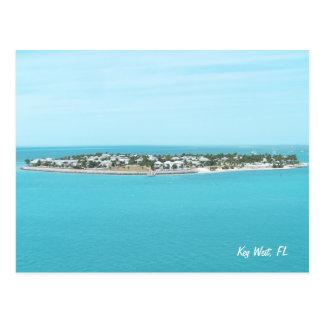 Postal de Key West la Florida