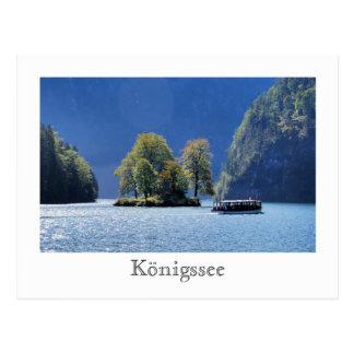 Postal de Königssee