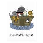 Postal de la arca de Noahs