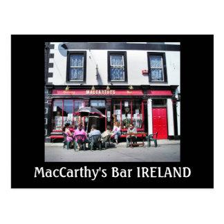 Postal de la barra de MacCarthy