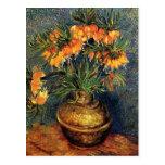 Postal de la bella arte de Vincent van Gogh