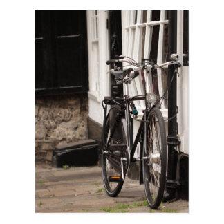 Postal de la bicicleta