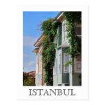 Postal de la calle de Estambul