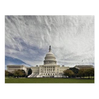 Postal de la capital de Estados Unidos