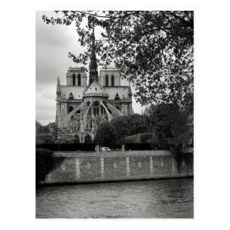 Postal de la catedral de Notre Dame