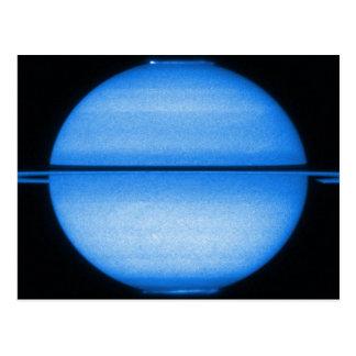 Postal de la demostración de la luz de Saturn