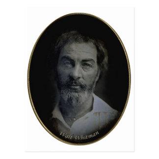 Postal de la edad 35 de Whitman
