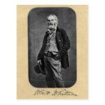 Postal de la edad 40 de Walt Whitman