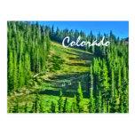 Postal de la elevación de Colorado