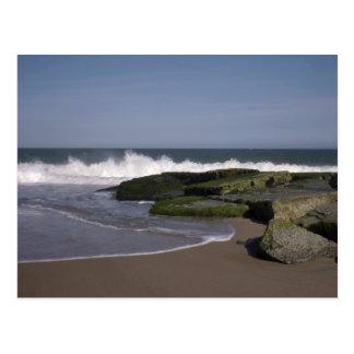 Postal de la escena 2 de la playa