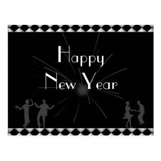 Postal de la Feliz Año Nuevo 2010