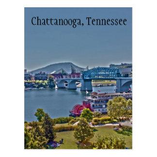 Postal de la foto de Chattanooga, Tennessee