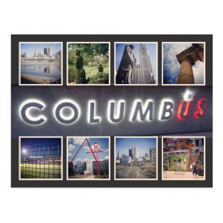 Postal de la foto de Columbus Ohio