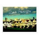 Postal de la foto del vintage de San Francisco