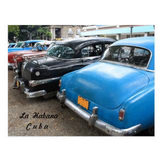 Postal de La Habana Cuba