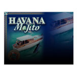 Postal de La Habana Mojito
