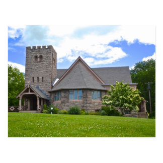Postal de la iglesia congregacional
