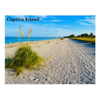 Postal de la isla de Captiva