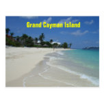 Postal de la isla de Gran Caimán
