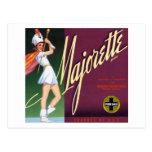 Postal de la marca del Majorette